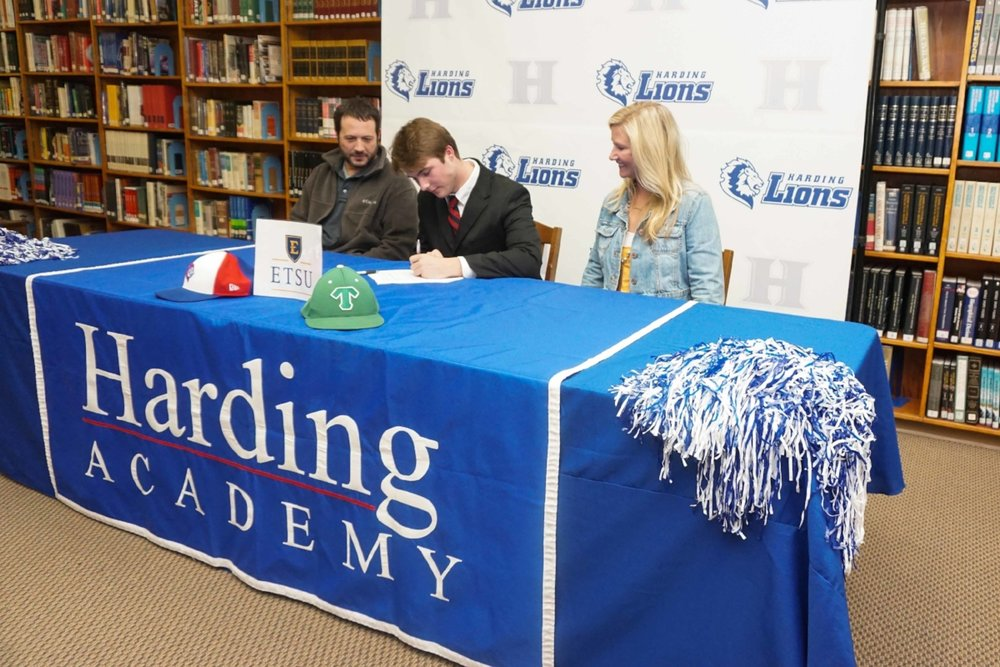 Nathan Ruble's signing