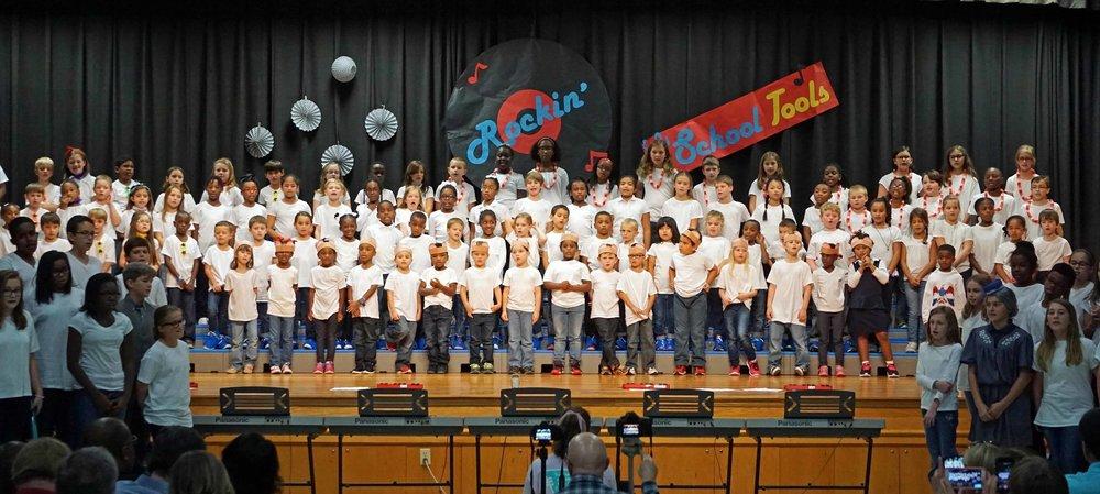 Cordova SK–Grade 4 Music Program