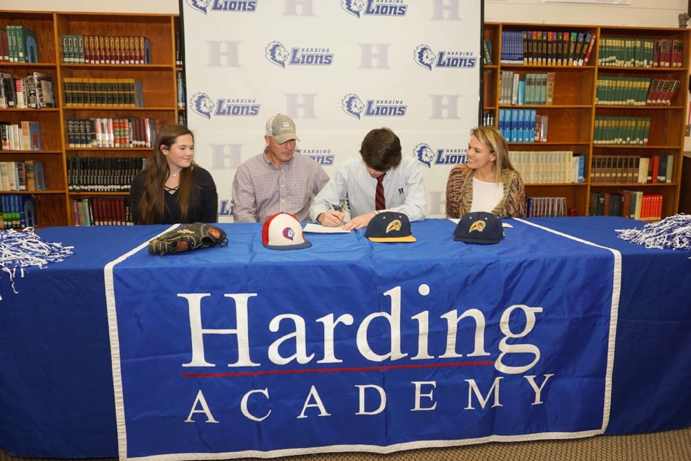 Bam Cochran's signing
