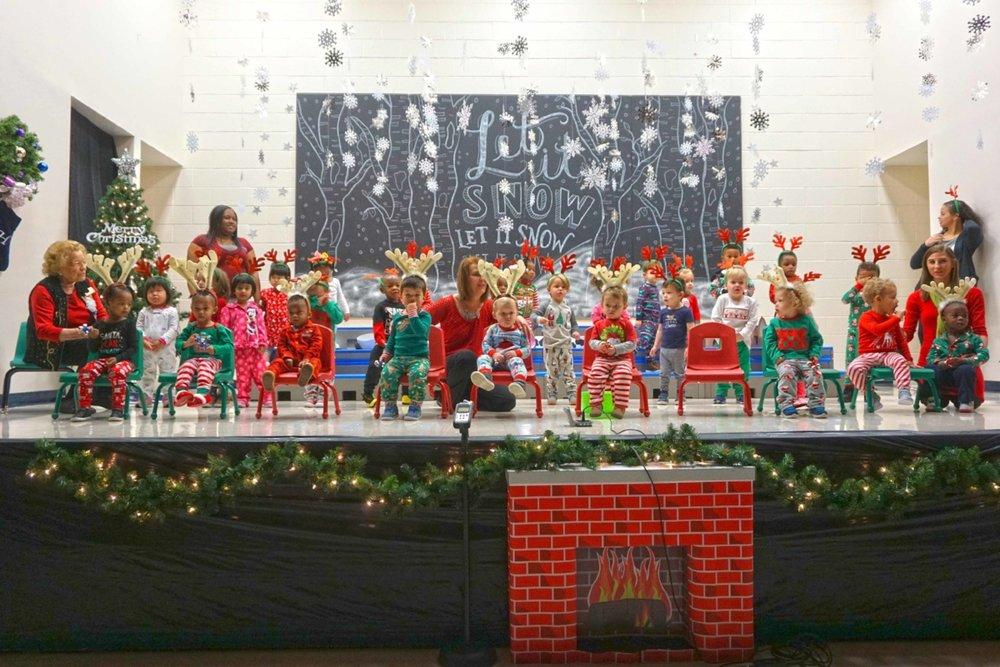 Little Harding's A Snowy Christmas