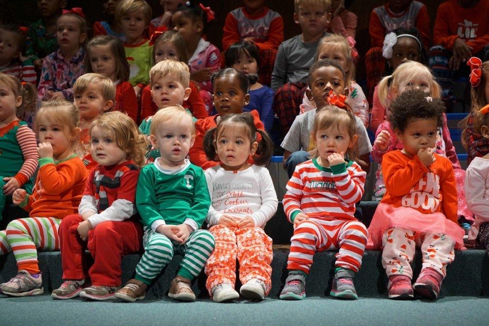 Little Harding's It's Christmastime Again
