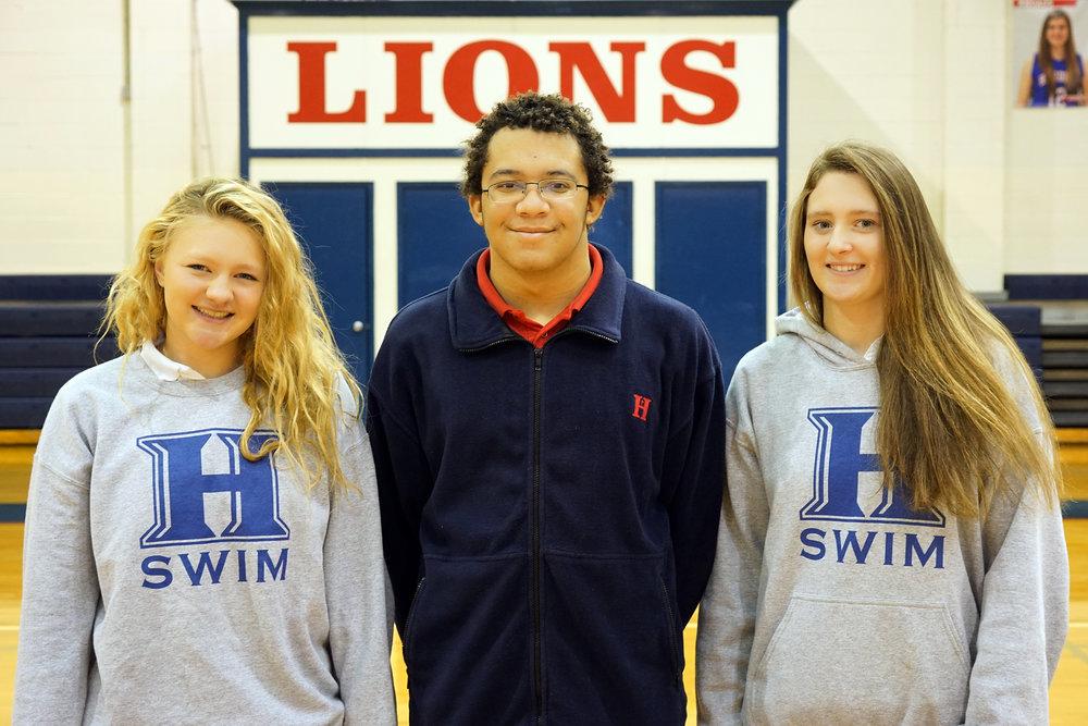 Shelby Hale, Joel Townsdin & Alyssa Hale