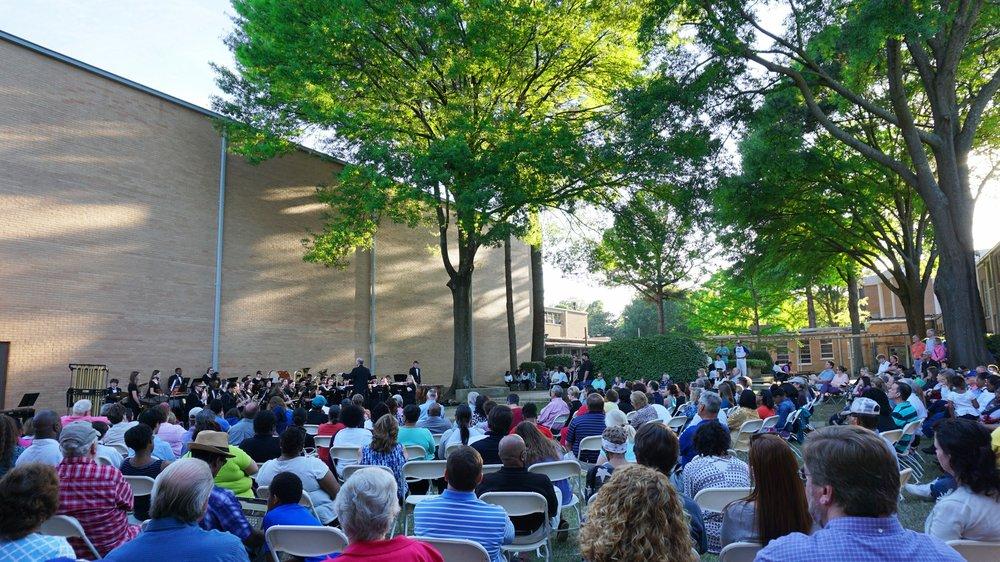 Senior Wind Ensemble Sunset Concert