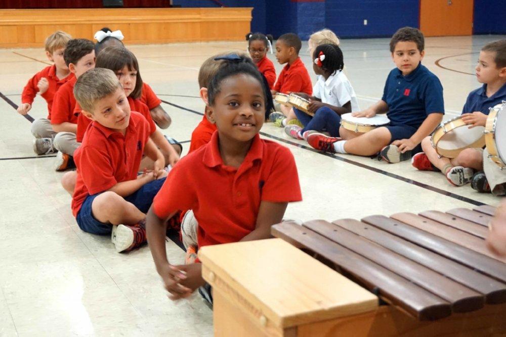 SK–3rd Grade Spring Music Program