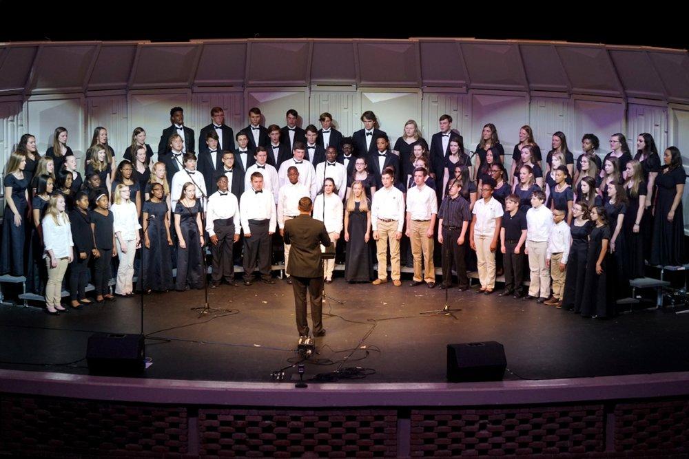 All Choruses Spring Program