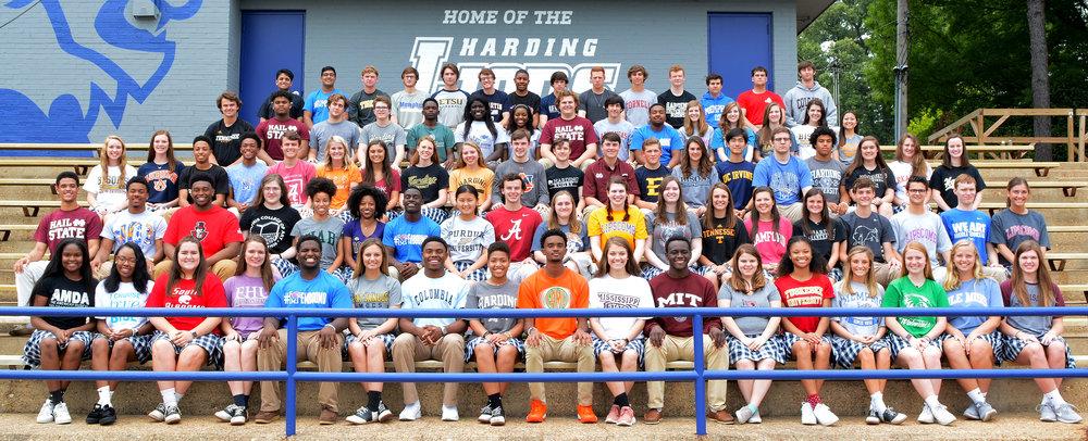 Congratulations Class Of 2017 Harding Academy Of Memphis