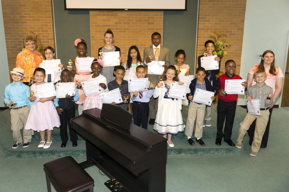 LEAP Piano Recital