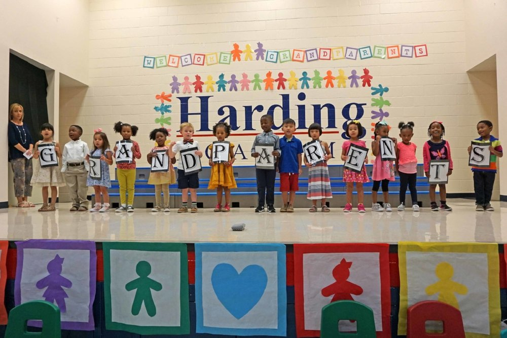 Grandparents Day (Little Harding)