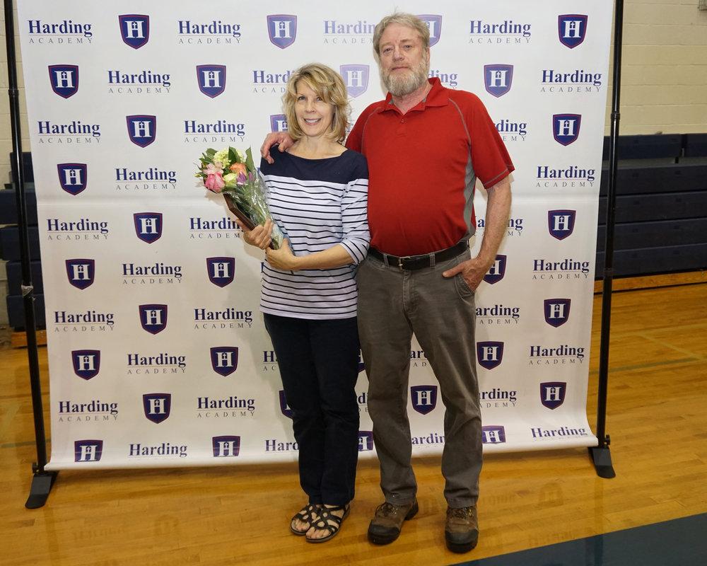Bridget Cornelius—The Terry Ellers Award for Outstanding Lower School Teacher of the Year