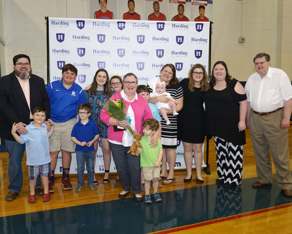 Jane Maness—The Betty Copeland Staff Member of the Year Award