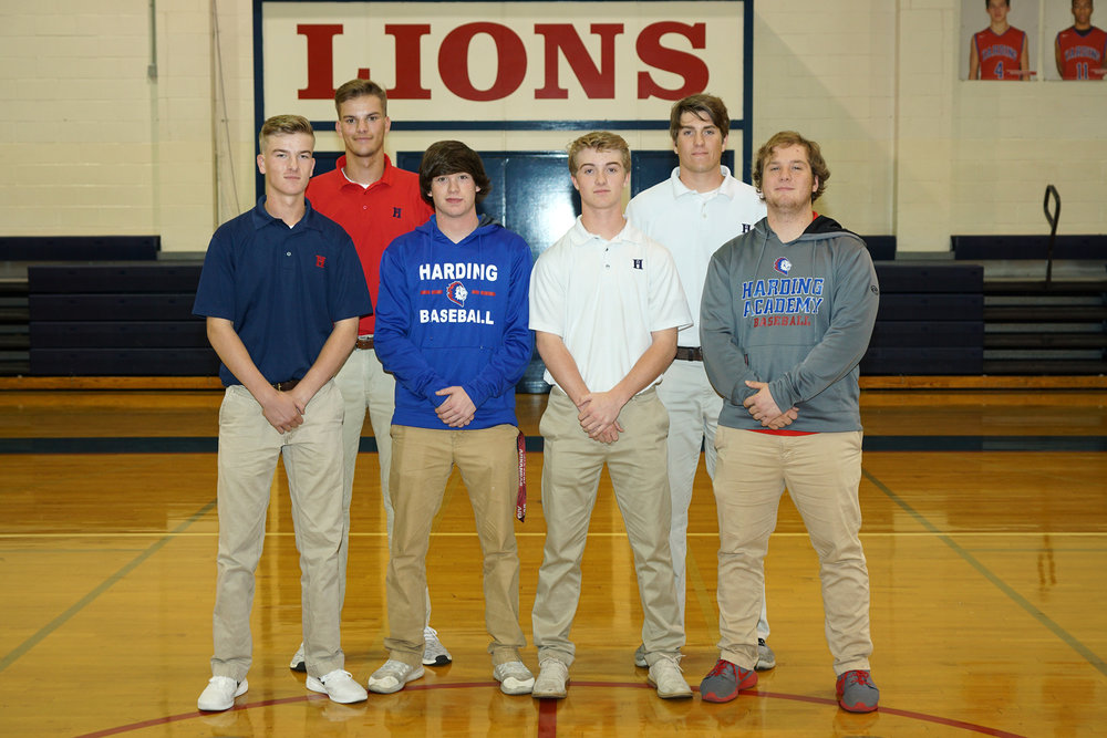 (Back row) l to r: Jacob Simmons, Jack Wakefield (Front row) l to r: Dawson Simmons, Jared Kirkman, Collin Hoover, Drew Stanford