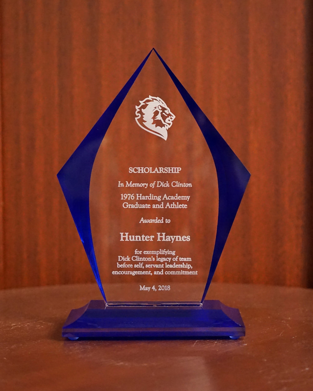 May4 HunterHaynesDickClintonAward6.jpg