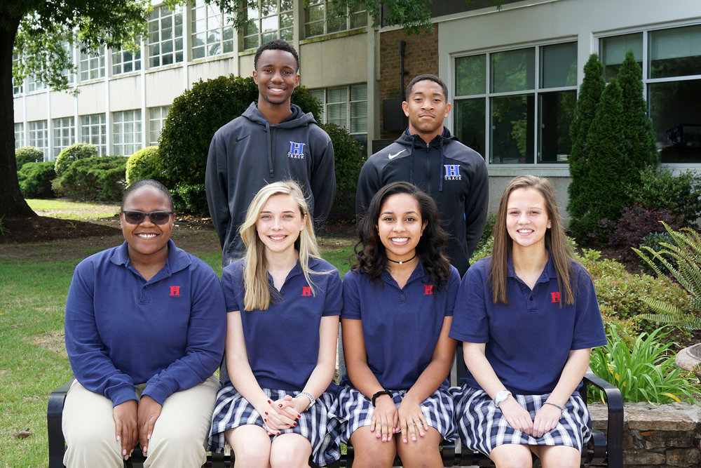 Junior Class Officers  Myles Neely Jordan Clay Jocelyn Bringht Brooke Kenworthy Liliana Mohamed Mary Paige Rowsey