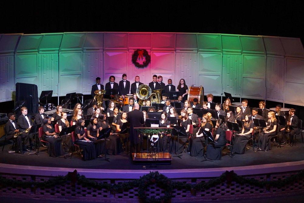 Band Christmas Concerts