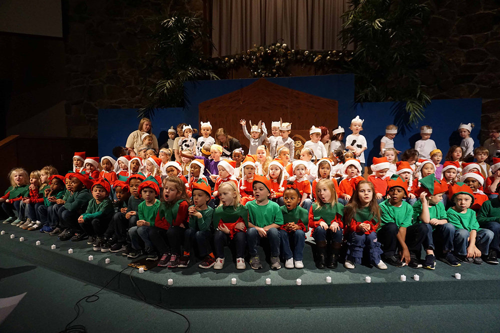 White Station Christmas Program