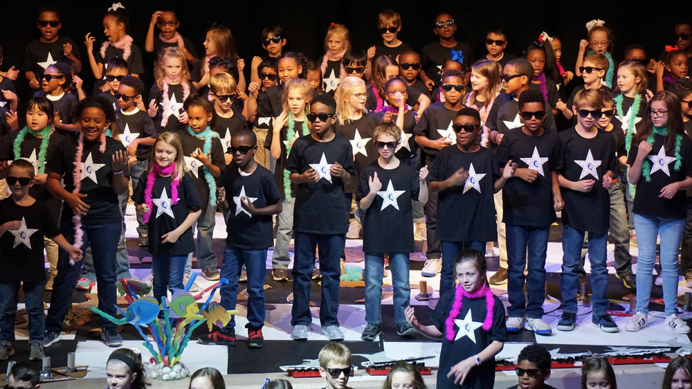 "SK–Grade 5 program ""Be A Star"""