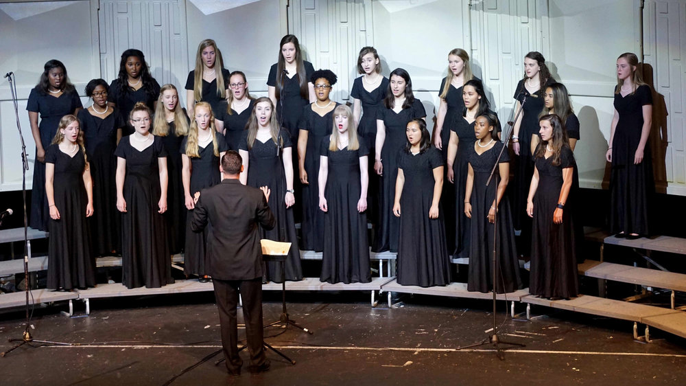Womens Ensemble Spring Concert 2018