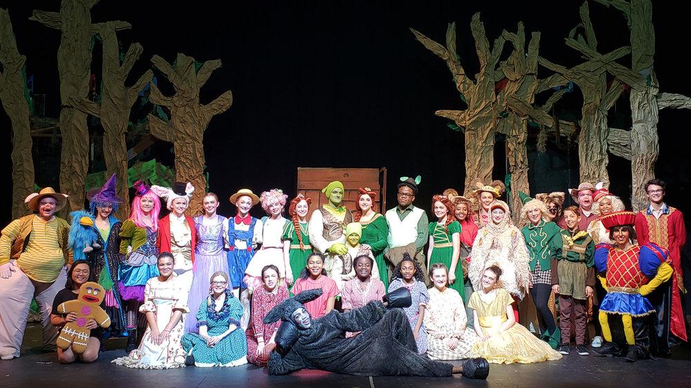 Shrek The Musical  Upper School | March 2019