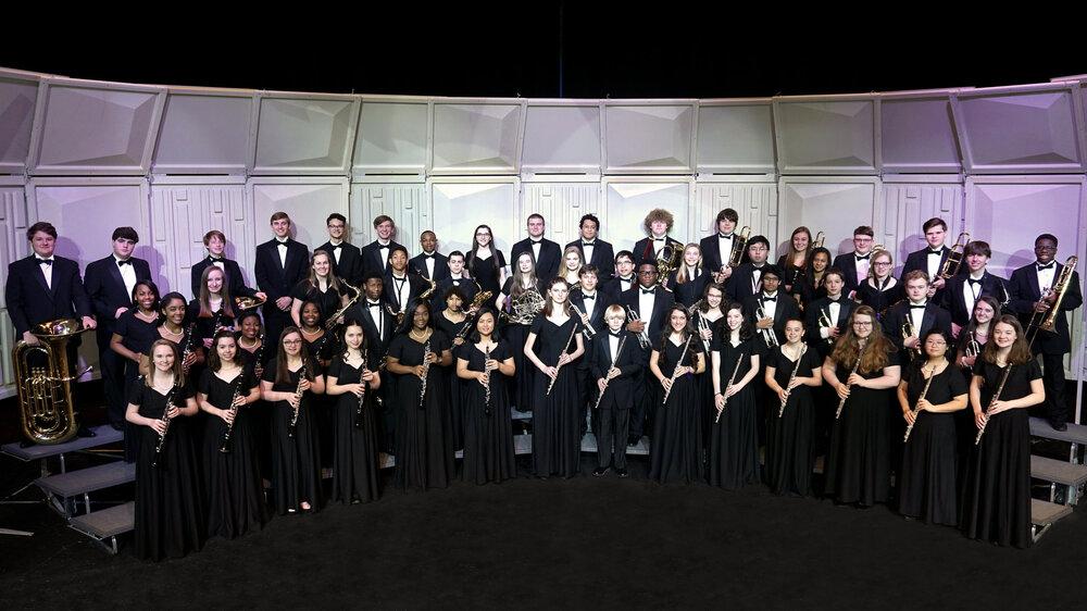 Senior Wind Ensemble SY2017-2018