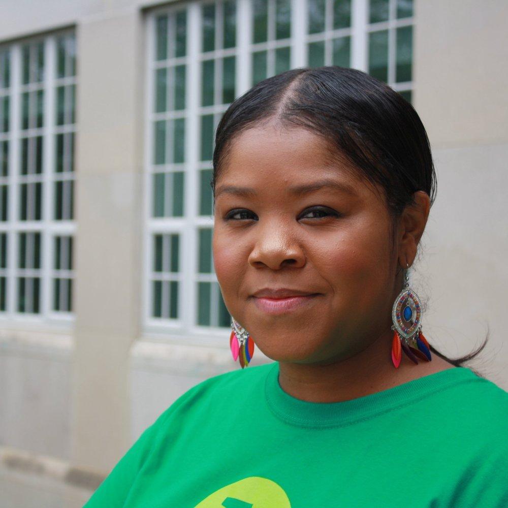 Gloria Hughes, Receptionist -