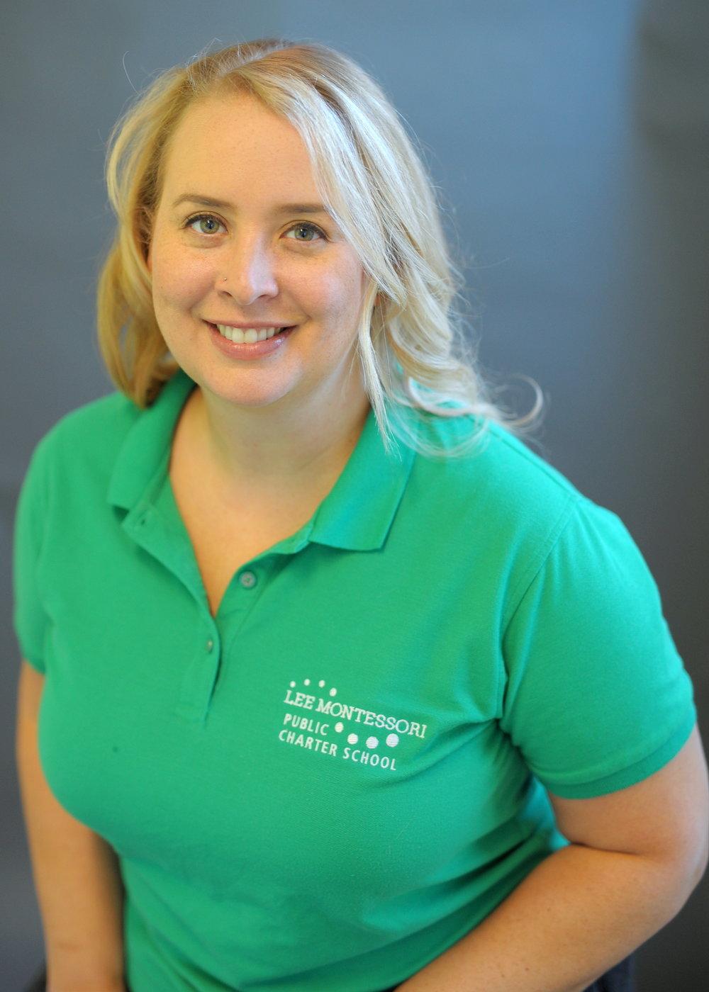 Megan Hubbard - Principal