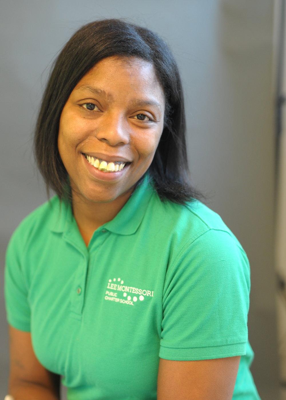 Juanita Allen - Food Service Coordinator