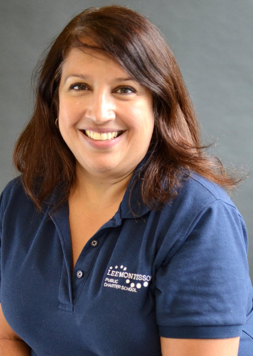 Suzanne Holstein - Student Support Coordinator