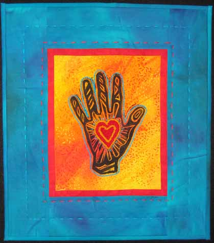 Hand XIII - Heart