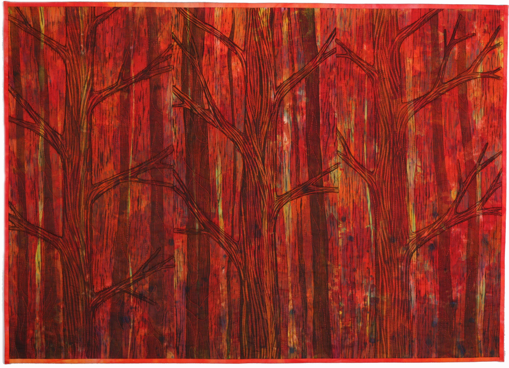 Woods III: Forest Fire