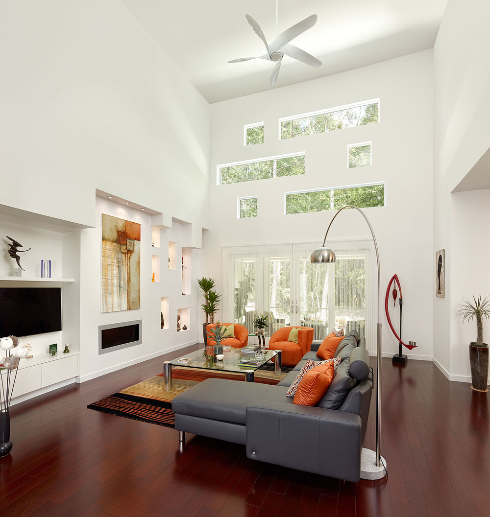 Charleston Modern DLB Custom Home Design