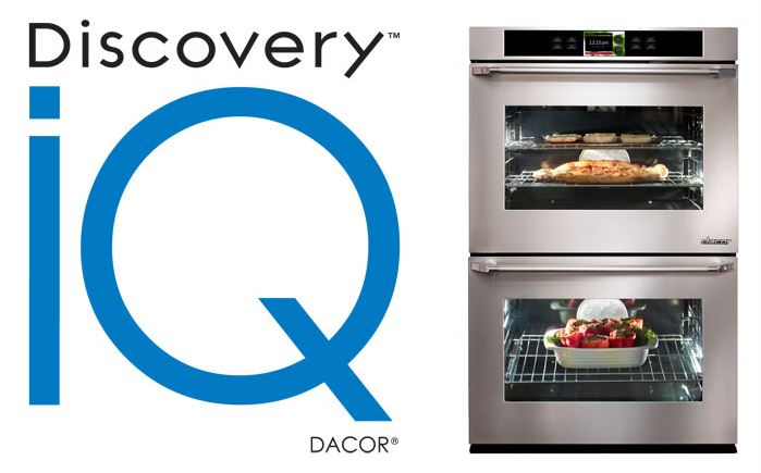 This oven features a touchscreen control panel with a wide range of features.  From operation via a smartphone, diagnostics for maintenance needs, and an App that gives you access to a variety of recipes, this oven aims to better the cooking experience.