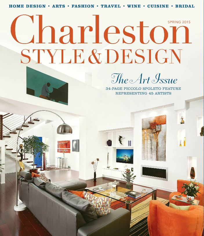 Charleston Style & Design Magazine Spring 2015 hits the streets ...