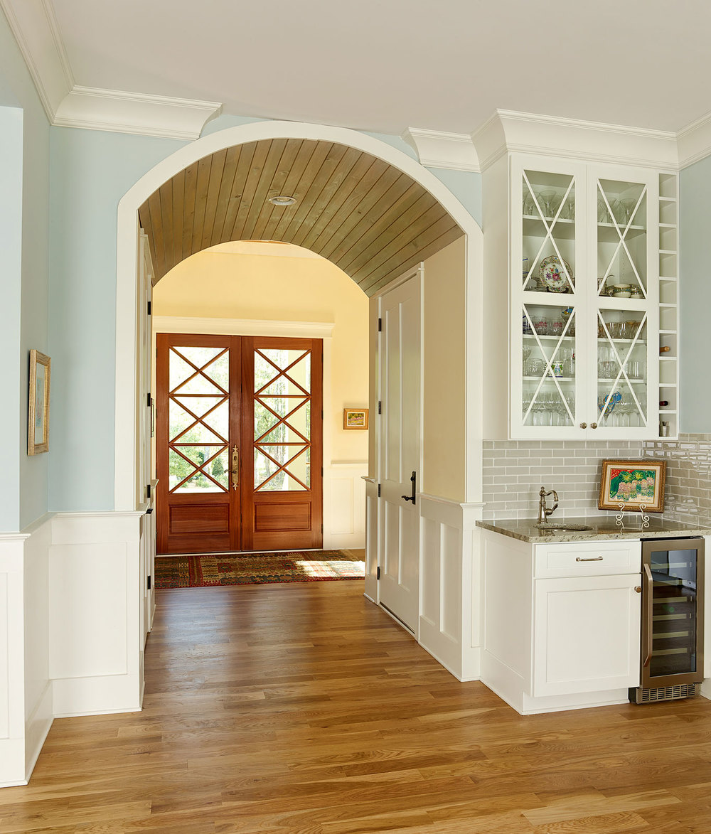 DLB Custom Home Design - Charleston home design