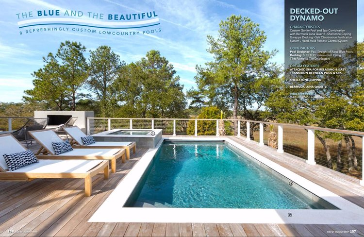Flipping through the Summer issue of Charleston Home + Design Mag ...