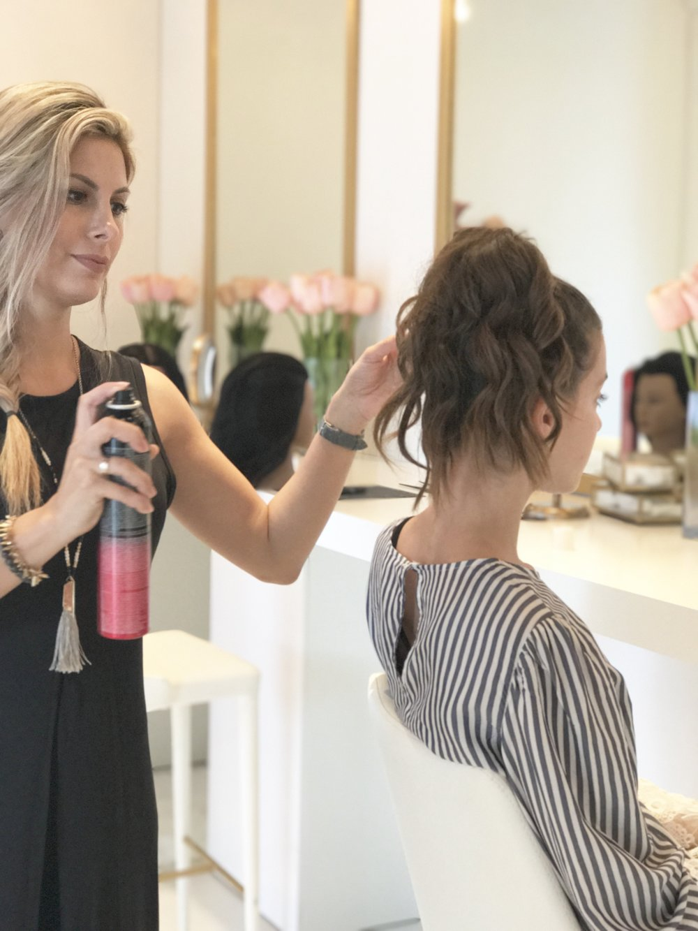 Hair Styling Lessons Mesmerizing Hairstyling Lessons — All Things Mely