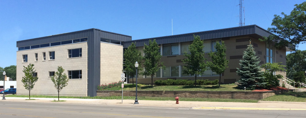 Recently Completed - Hazel Park City Hall Addition and Renovation
