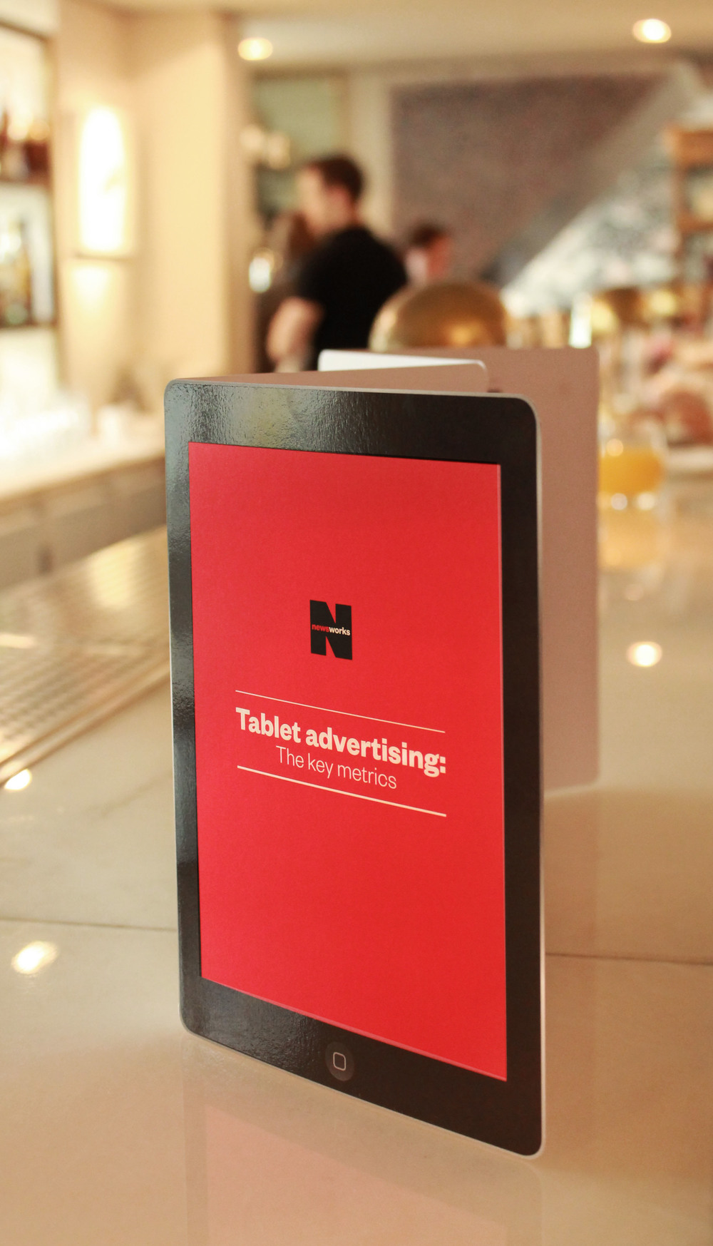 The Tablet Project event