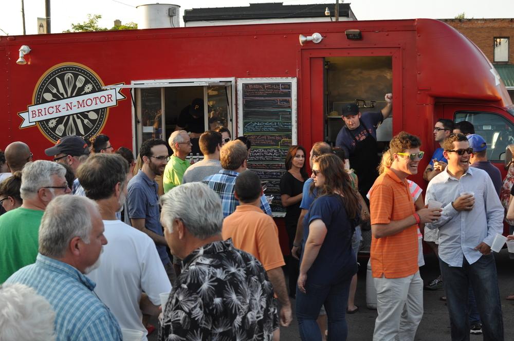 Rochester Ny Food Trucks Food