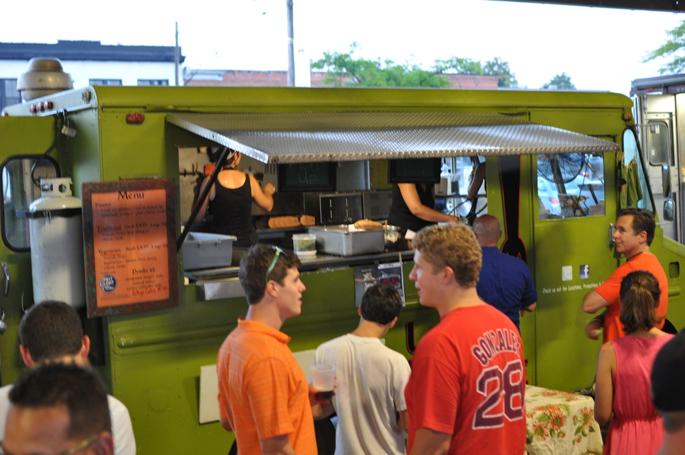 Rochester Food Truck Rodeo Upstate Crumbs