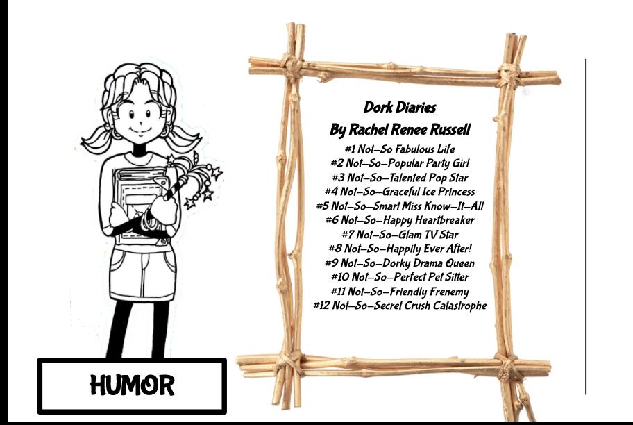 Book Humor Dork Diaries.png