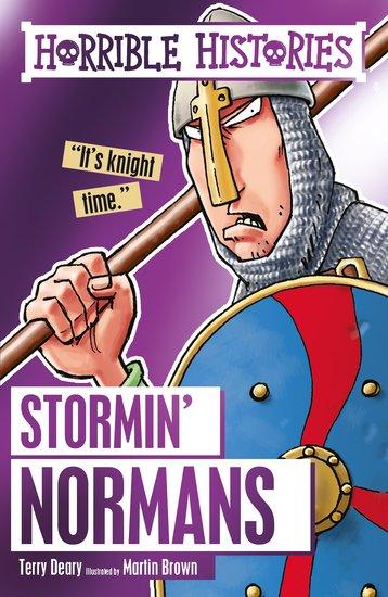 Books Horrible Histories Stormin Normans.jpg