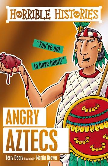 Books Horrible Histories Angry Aztecs.jpg