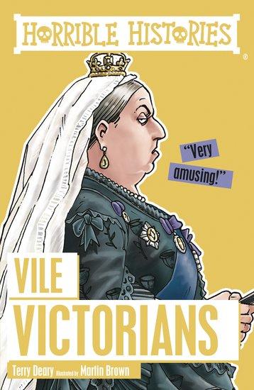 Books Horrible Histories Vile Victorians.jpg