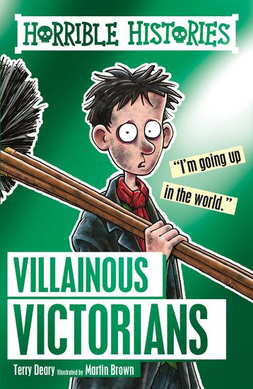Books Horrible Histories Villainious Victorians.jpg