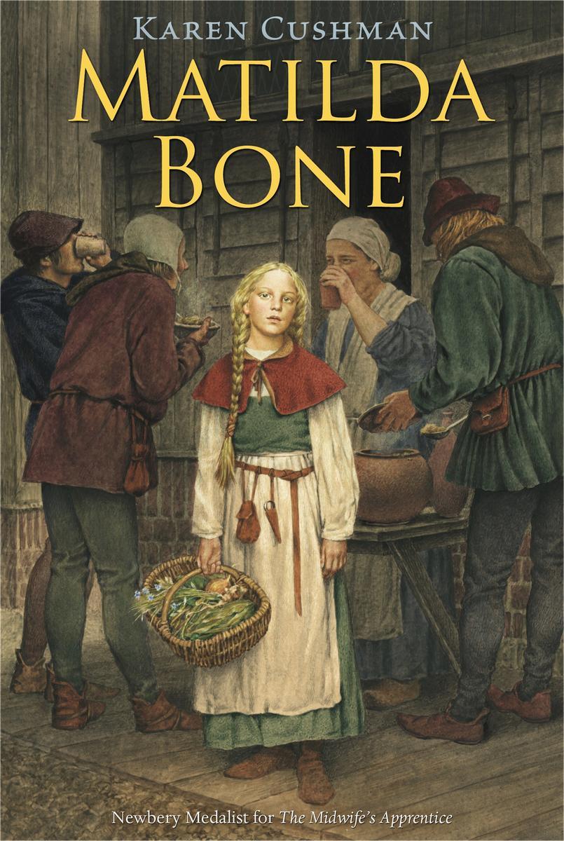 Books Cushman Matilda Bone.jpg