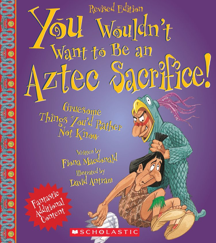 Books You Wouldn't Want to Be an Aztec Sacrifice.jpg