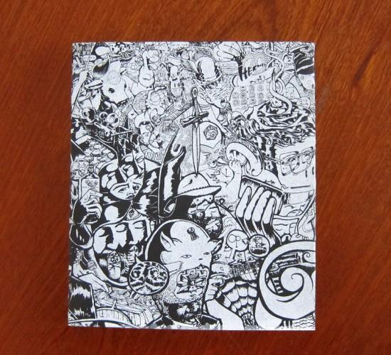 Tim Barnard Book - Drawings