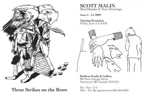 Scott Malin - Art Show