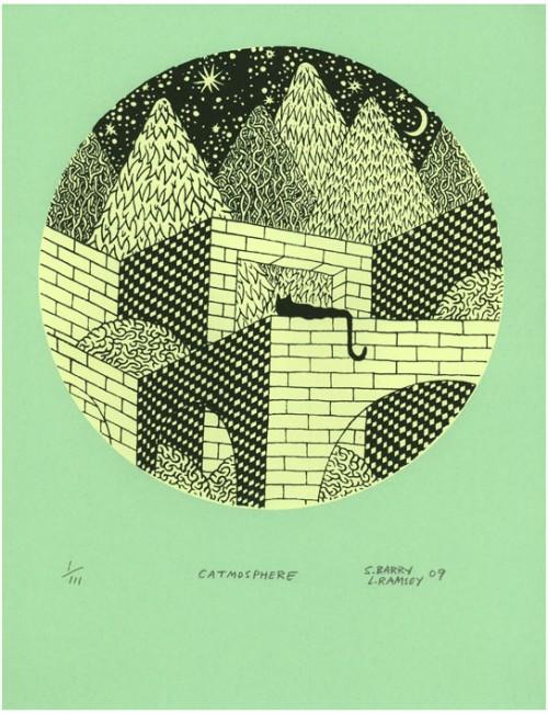 Catmosphere by Scott Barry & Luke Ramsey