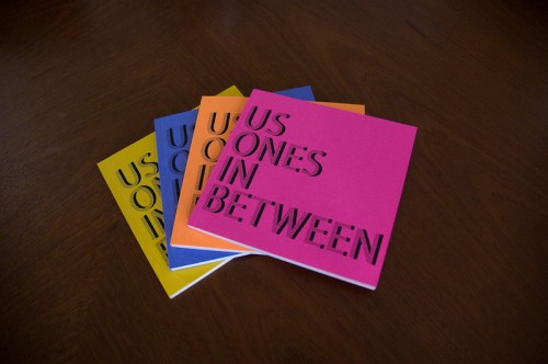 Us Ones In Between Exhibition Catalog